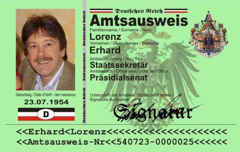 Reichsausweis Beantragen